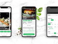 Perfect recipes mobile ui ux design tubik