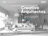 Webdesign creativo arquitectos tubik