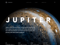 Online encyclopedia website design tubik