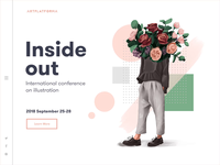 Design Event Landing Page