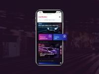 Carfinder web app design tubik