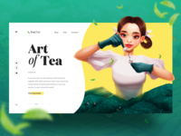 Tea Club Website