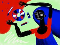Color in Design Illustration