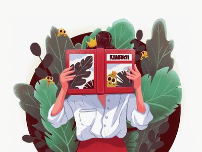 Storytelling in UX Illustration