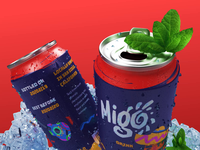 Party Drink Branding Design