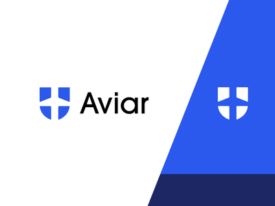 Aviar Logo Design corporate branding corporate identity company logo flights minimalism business logo negative space plane identity logo design typography branding vector logo design studio graphic design design