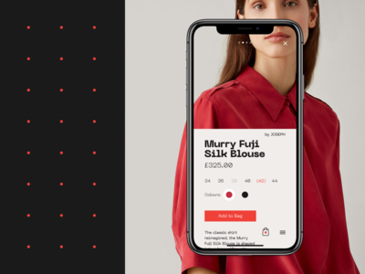 Mobile Ecommerce: Product Card