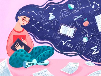 Design for Education Illustration