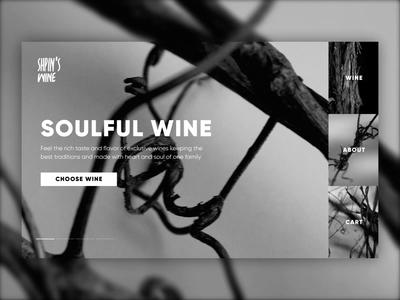Winery Website Design website web ux user interface user experience ui motion interface interaction illustration identity graphic drink art digital studio designs design branding animation