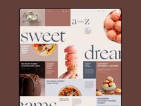 Dessert Recipes Blog