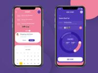 Event App: Adding New Event