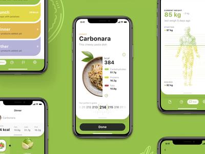 Calorie Calculator App