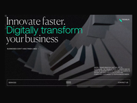 Business Digitalization Service Website