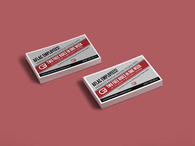 CycleBar - Business Cards