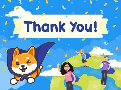 Thank You Kami Heroes