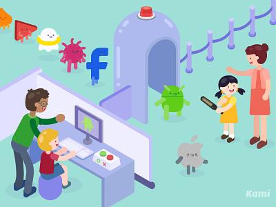 Keep students safe online
