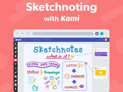 Kami for Sketchnotes