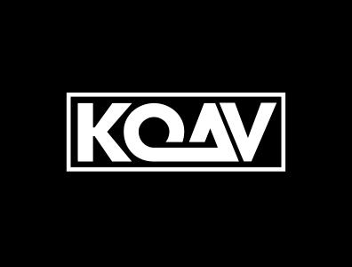 KOAV MUSIC - LOGO BRAND