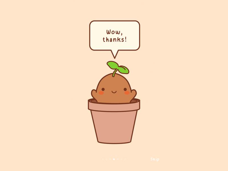 Seedlings Character