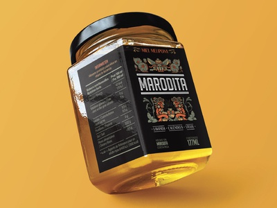 Marodita — Honey Label