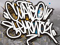 4elementos Graffiti Shop Handstyle Tagging Graffdesign