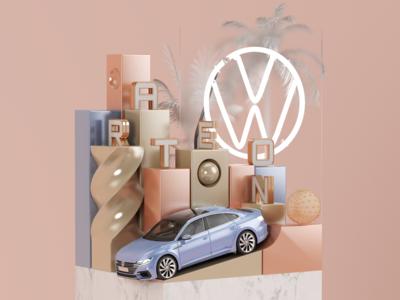 Composition-Volkswagen Arteon