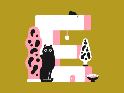 36 days of type - letter E