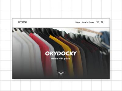 OkyDocky | Clothing Web Store
