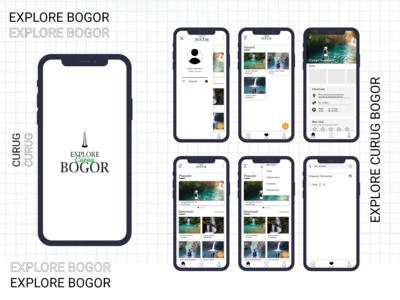 Explore Curug Bogor Mobile Apps