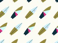 Surfboard Pattern