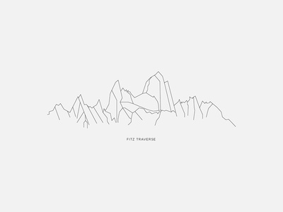 Fitz Traverse mountains patagonia fitztraverse