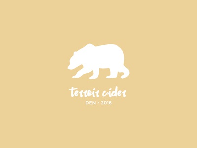 Cider cider bear
