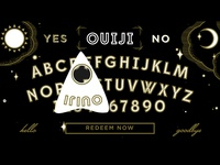 Ouija Board Still