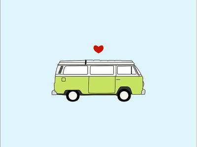 Camper Van van life westfalia van westy vanagon vw bus camper van