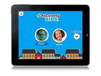 Discovery Kids iPad App
