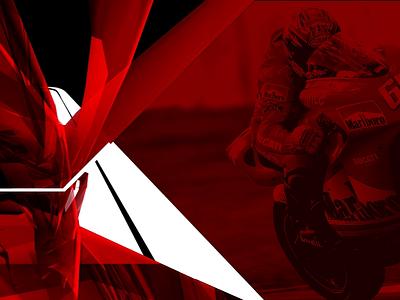 2005 Marlboro Racing Prototype Flash Interface microinteraction sport motorcycle racing web flash