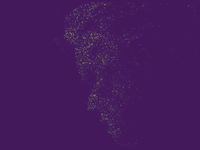 Alzheimers Fading Particle Effect Experiment