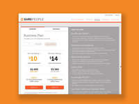 Responsive Price Plan Design