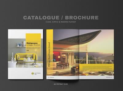 A5 Catalogue / Brochure