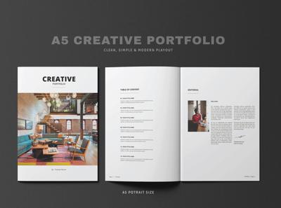 A5 Creative Portfolio