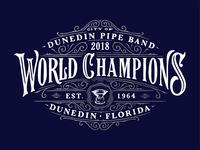 World Pipe Band Champions