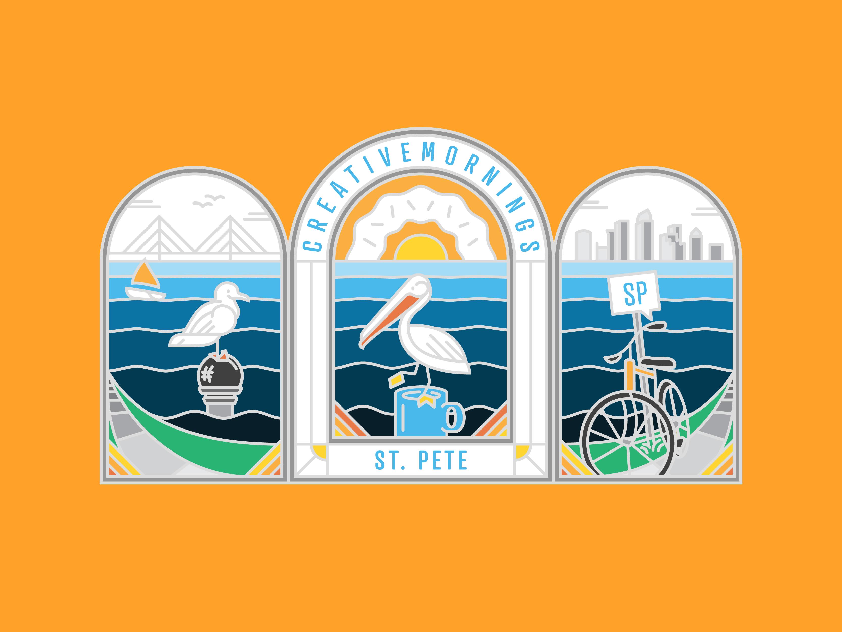 Triptych orangeandwhite v copy 3 v copy 3
