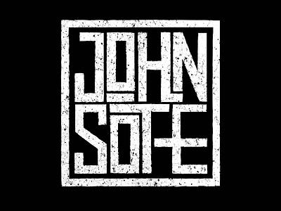 JOHN SOTE procreate design portfolio lettering hand drawn creative illustration graphic design clothinglogo clothing customtypography customtype logodesign logotype handdrawn typography vintage logo