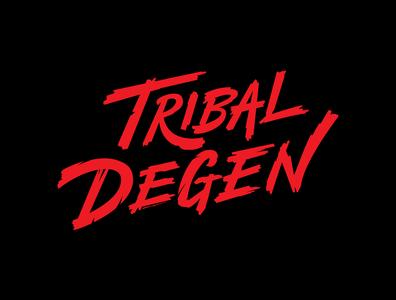 Tribal Degen