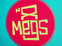 Megs n 8 Logo