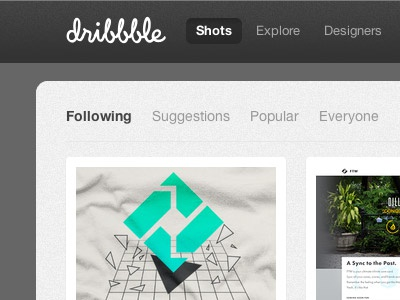 Dribbble Dark Background Userstyle userstyle dribbble redesign