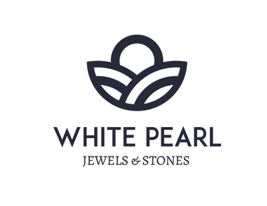 WHITE PEARL: Jewels & Stones
