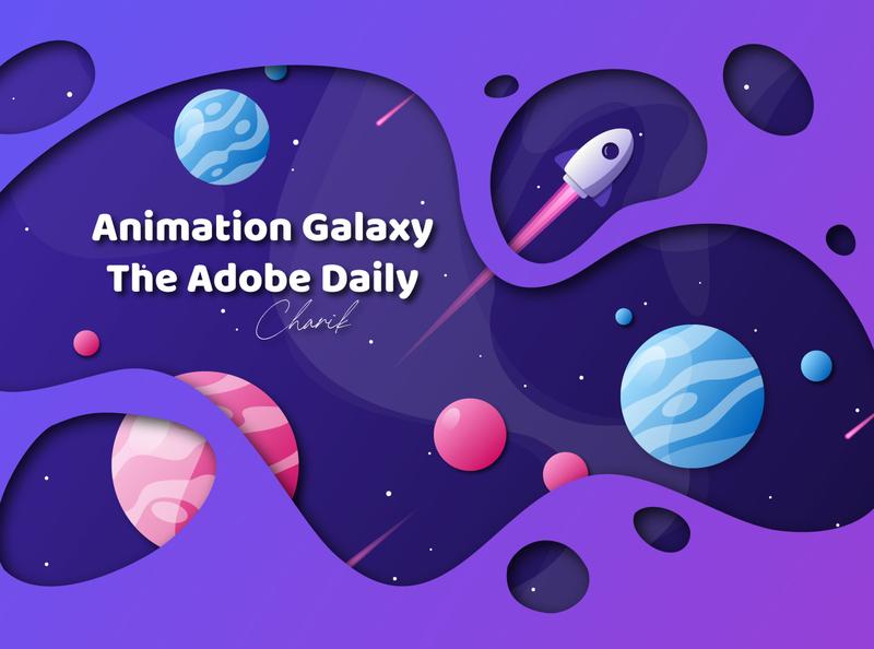 animation galaxy