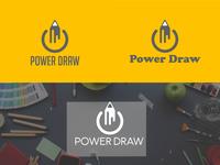 ❤Power Draw illustrator❤ business power draw power drawing draw branding design brand design brand vector illustrator design art designer logo branding illustration design