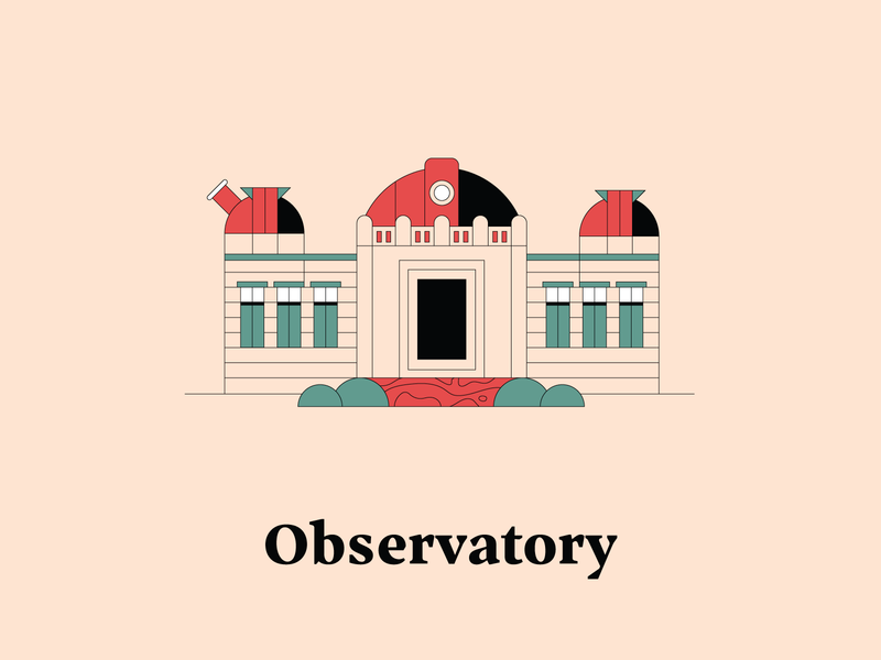 O is for Observatory